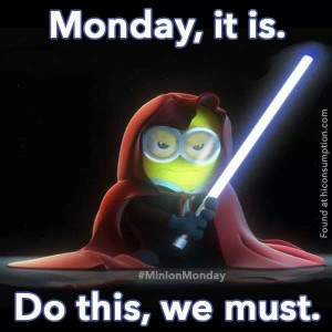 despicable me minion minion moday minion mondays minionmonday minions ...