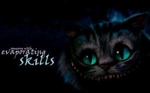Alice in Wonderland (2010) Evaporating Skills...