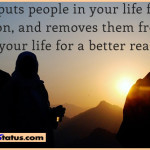 god puts people in your life quotes