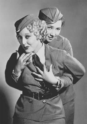 Patsy Kelly & Thelma Todd