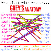 Grey's Anatomy Quotes Grey's Relationships