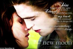 Twilight Love Poem Wallpaper for Widescreen