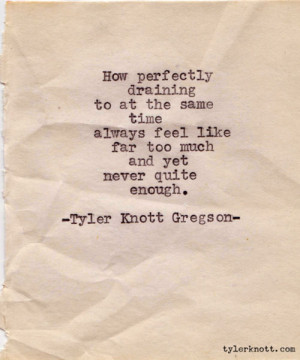 love, quotes, romance, tyler knott gregson