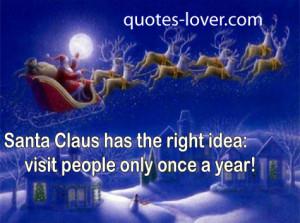 Chủ đề: Funny Santa Claus quotes