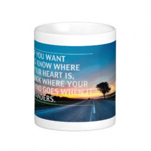 Inspirational and motivational quotes coffee mugs