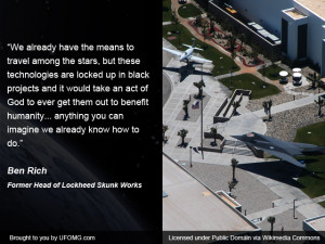 10 Enlightening Quotes About UFOs from Credible Sources