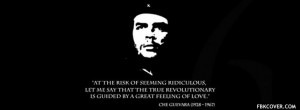 Che Guevara Quote Facebook Covers