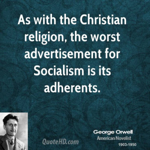 George Orwell Religion Quotes