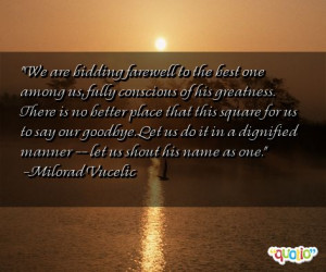 Farewell Quotes to Bid Your Friends and Loved Ones Goodbye