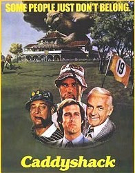 Let's face it, 'Caddyshack' is the funniest golf (and perhaps the ...