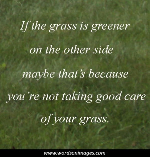 Lawn Mowing Quotes Quotesgram