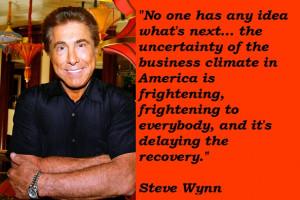 Steve Wynn's quote #3