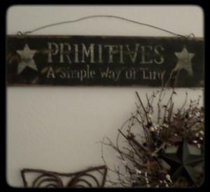 Primitives Simple Way Life...