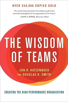 """... Teams: Creating the High-Performance Organization"""" as Want to Read"""