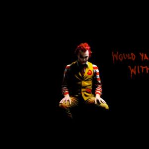 batman quotes the joker ronald mcdonald mcdonalds 1680x1050 wallpaper ...