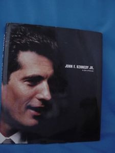 JOHN F KENNEDY JR A LIFE IN PICTURES BOOK VERY GOOD COND