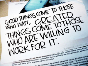 Funny photos funny quote good things work