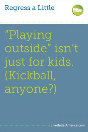 ... Playing outside