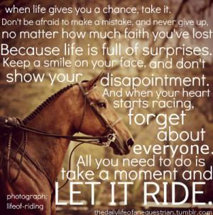 Displaying (19) Gallery Images For Equestrian Quotes Tumblr...