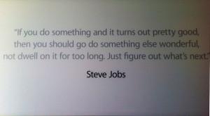 "Steve Jobs continua a ""vivere"" nell'Apple Campus"