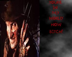 Freddy Krueger by TheNewFireDancer