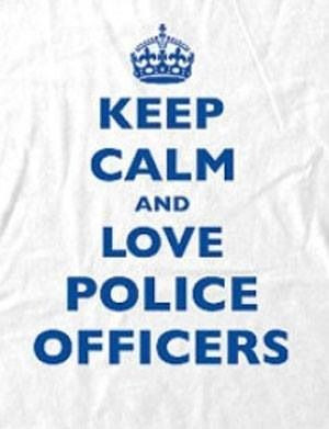 Oh I DO love Police Officers.