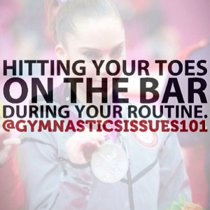 Gymnastics Sayings And Quotes Gymnastics quote