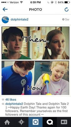 Nathan Gambles and Cozi Zuehlsdorff: Then and Now. More
