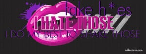 Fake Hoes Facebook Cover