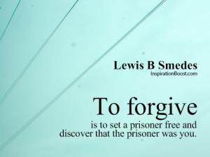 Lewis-B-Smedes-Prisoner-Quotes