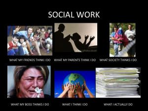 Doing Social Work – Funny