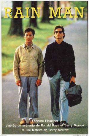 Rain Man Dustin Hoffman Rain man - lonore fleischer