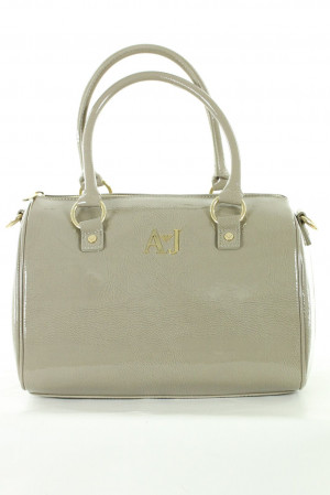 Sac Bowling Vernis Armani Jeans Femme S5216 A5 51 picture