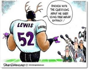 super-bowl-humor-lewis-ravens-deer-antlers-cartoon
