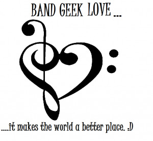 Band Geek Love :D by DramaQueen56
