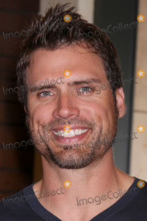 William Bell Picture LOS ANGELES JUN 21 Joshua Morrow at a