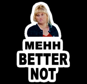Fat Amy Quotes, Pitch Perfect by AstroNance