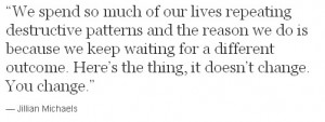 Jillian Michaels Quotes