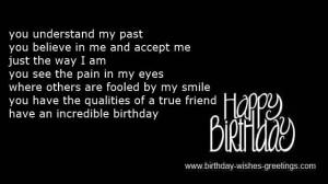 friends Birthday best
