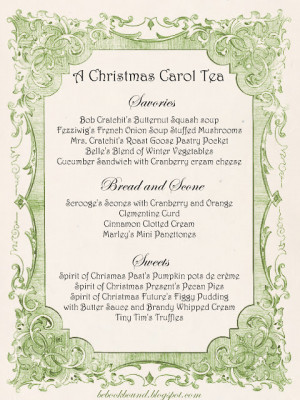 Christmas Carol – Wikiquote-Quotes from a christmas carol