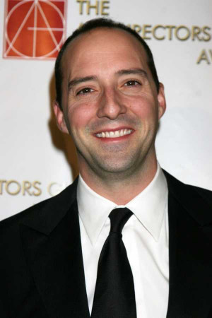 Tony Hale attending Art Directors Guild Awards February 2008 tux