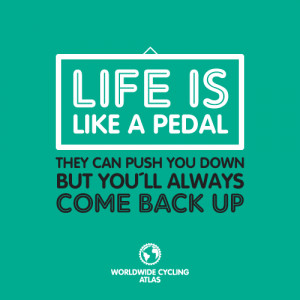 Bike Quote of the day