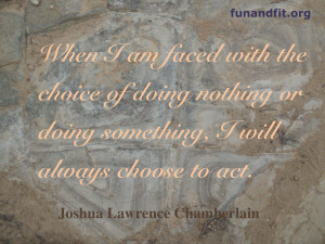 Motivational Quote about Taking Action