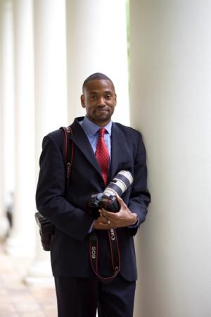 Lawrence Jackson White House Photographer