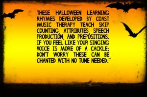 Funny Halloween Rhymes
