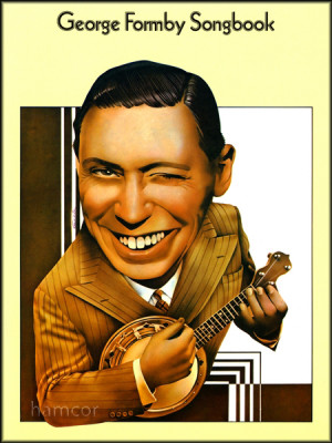hamcor mythical god of sheet music george formby songbook piano
