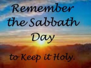 The Seventh Day Sabbath and the Annual Sabbaths