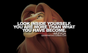 mufasa. mufasa quotes.499