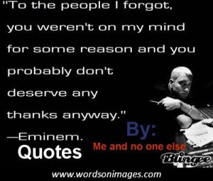 Famous eminem quo...