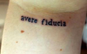 Tattoo Ideas: Italian Words + Quotes